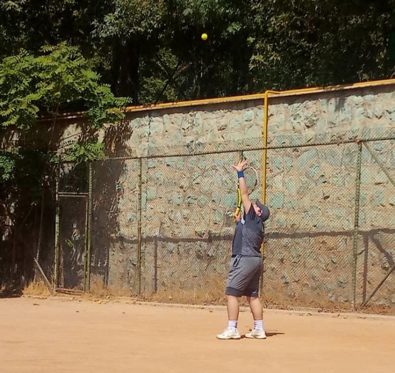 اولین دوره مسابقات آکادمی تنیس شاهین
