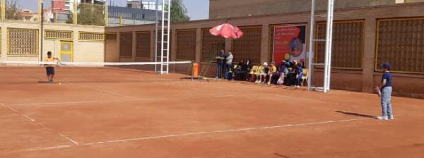 رقابت های تنیس قهرمانی زیر ۱۲ سال کشور