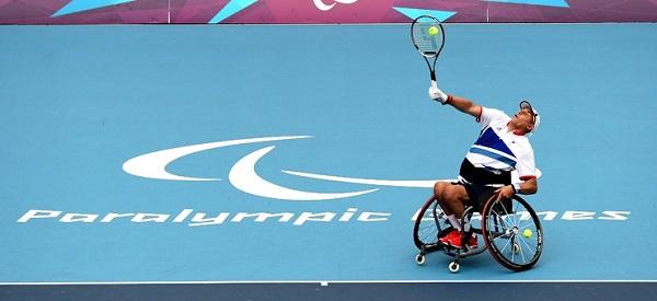 تنیس با ویلچر