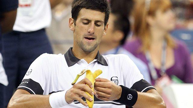 رژیم غذایی مناسب برای ورزش تنیس