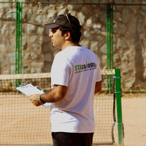 تنیس | آموزش تینس